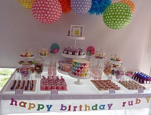 Happy Birthday Ruby - Have some sugar!
